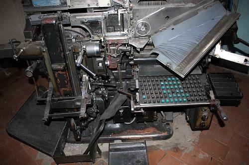 Linotip Operatörü