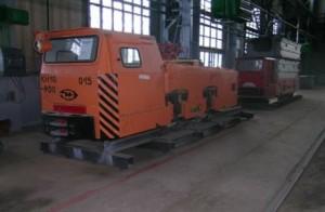 Lokomotif Sürücüsü (Madencilik)