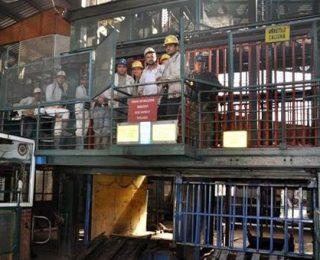 Maden Ocağı Asansörcüsü
