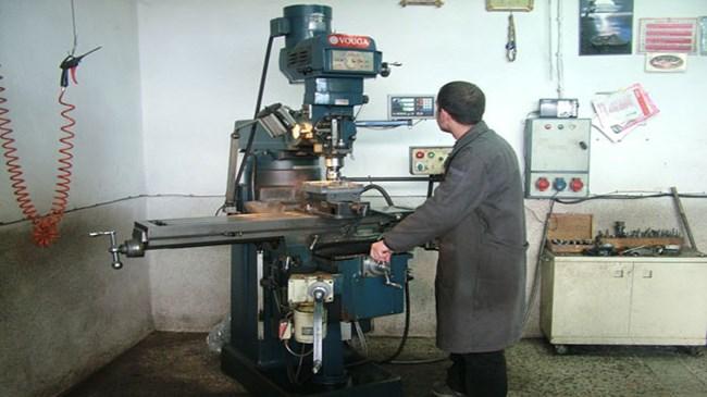 Matkap Tezgahı Ayarcı - Operatörü (Metal İşçiliği)