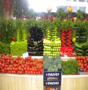 Meyve ve Sebze Satış Elemanı