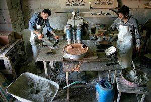 Mozaik İmal İşçisi (İnşaat)
