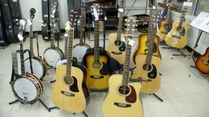 Müzik Aletleri Satış Elemanı