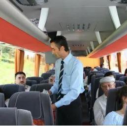Otobüs Muavini