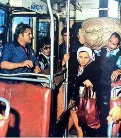Otobüs ve Troleybüs Biletçisi