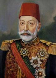 Padişah V.Mehmed Reşat