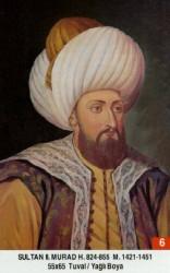 Sultan (Padişah) II.Murat