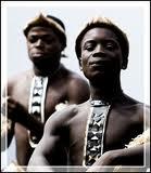 Zulular (Bantu Halkı)
