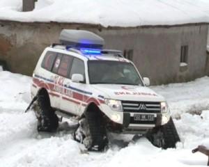 Arazi Tipi Ambulans