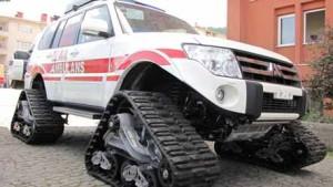 Özel Donanımlı Ambulanslar
