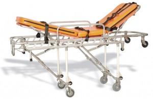 Ambulans Sedyelerinin Bakım ve Temizliği