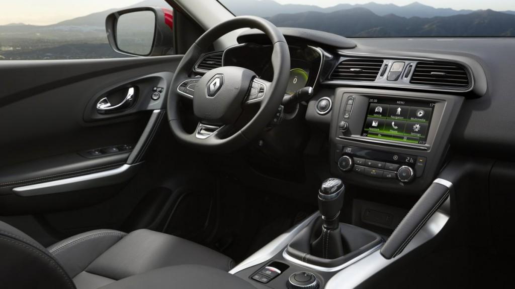 Renault Kadjar İç Mekan Resmi