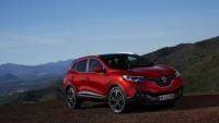 Renault Kadjar Ön Perspektif Görünüşü