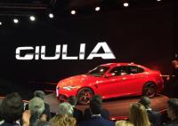 Yeni Alfa Romeo Giulia tanıtım fotoğrafı