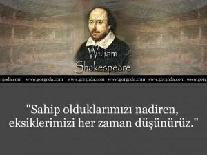 William Shakespeare Söylediği Sözler 12