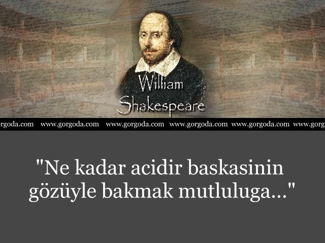 William Shakespeare Söylediği Sözler 2