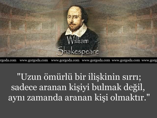 William Shakespeare Söylediği Sözler 3