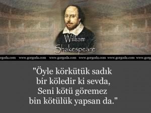 William Shakespeare Söylediği Sözler 6
