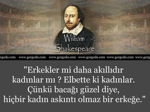 William Shakespeare Söylediği Sözler 7
