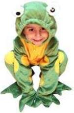 Kurbağa Çocuk Kostümü