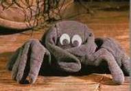 Örümcek el kuklası