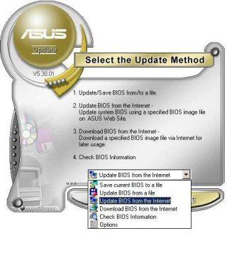 Asus Winflash ile Bios Sürümünü Eskiye Döndürmek (Downgrade)