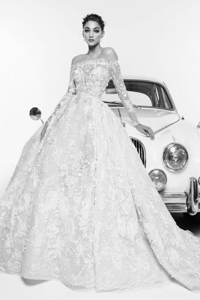 Zuhair Murad Bahar 2019 Sezonu Gelinlik Modelleri