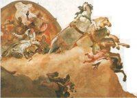 Apollon ve at arabası
