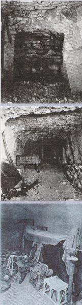 Mısır Firavunu Kha'nın Mezar Odası