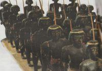 Eski Mısırda askeri yaşam