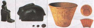 Eski Mısır da bazı ölçüler