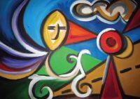 Pablo Picasso - Soyut resim