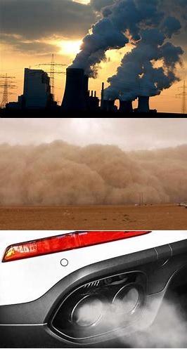 Hava kirletici maddeler