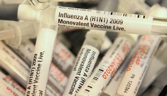 Rekombinan grip aşıları
