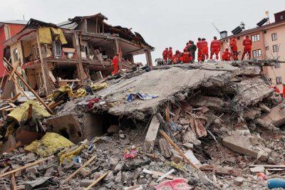 Depremden sonra neler yapılmalıdır